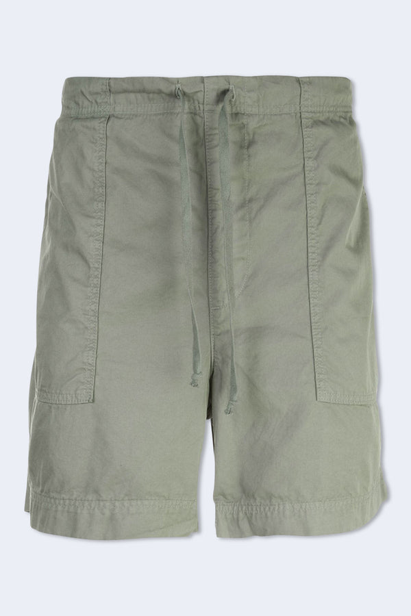 Light Twill Comfort Camp Short