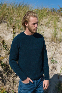 Golena Sweater with Furio Boucle Pullover