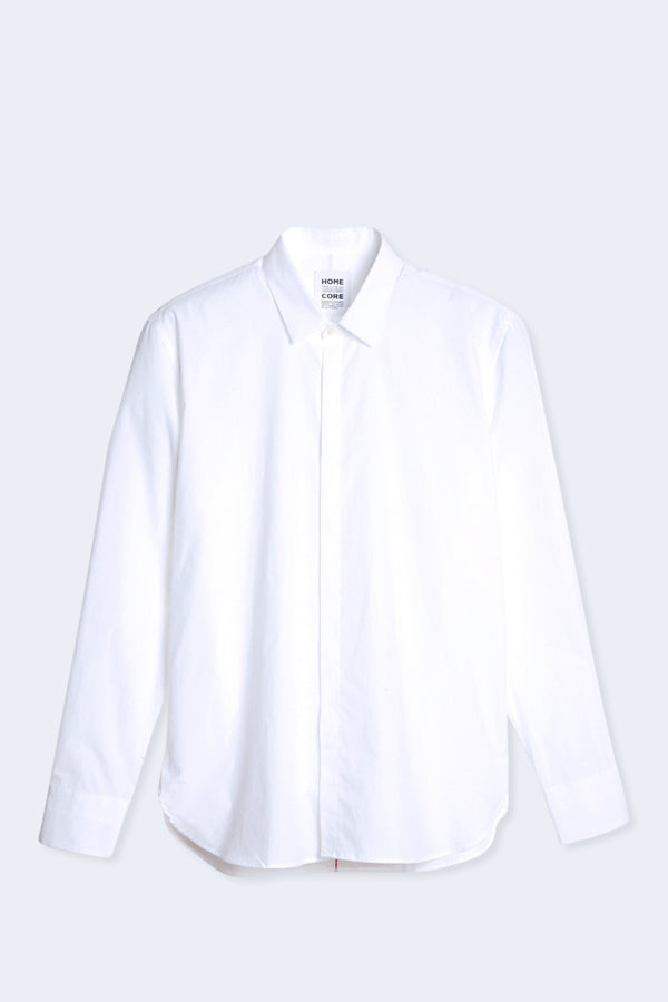 Milano Poplin Button Down Shirt