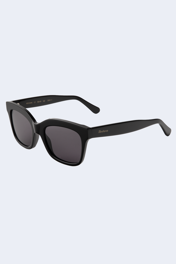 Mohawk Sunglasses in Black