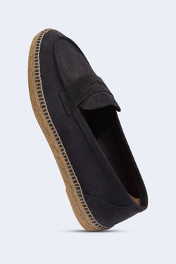 Nacho Casual Suede Loafer in Azul