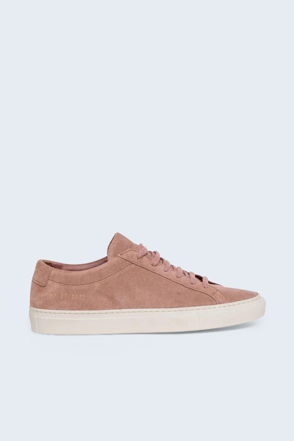 Orginal Achilles Low Suede Sneakers