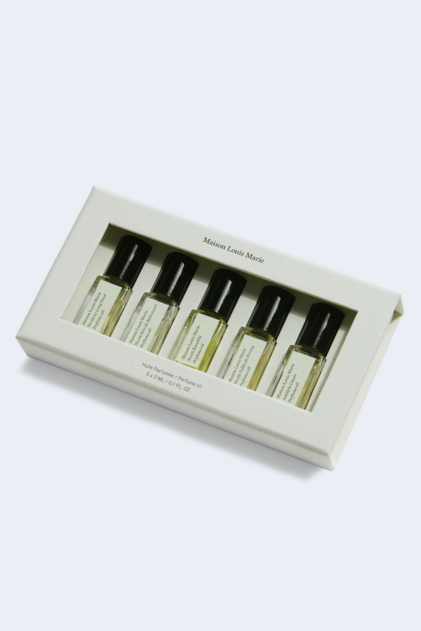 Perfume Oil Discovery Set