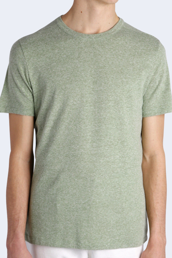 Rodger Chine T-Shirt in Avocado