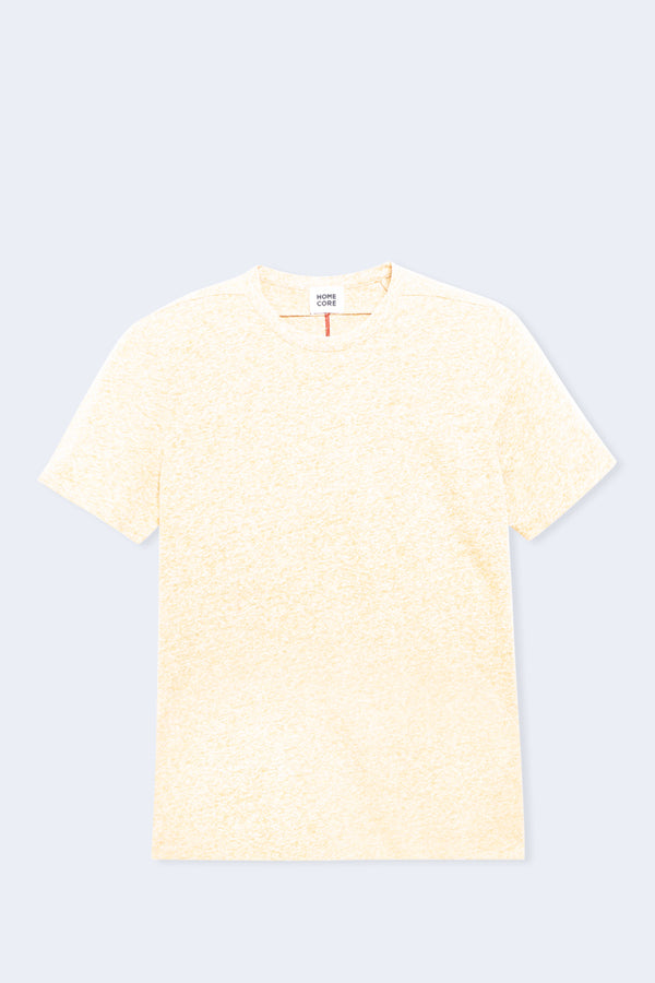 Rodger Chine T-Shirt in Cream