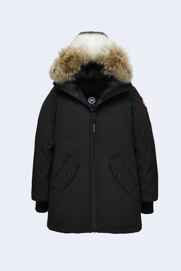 Women's Rosemont Parka in Black
