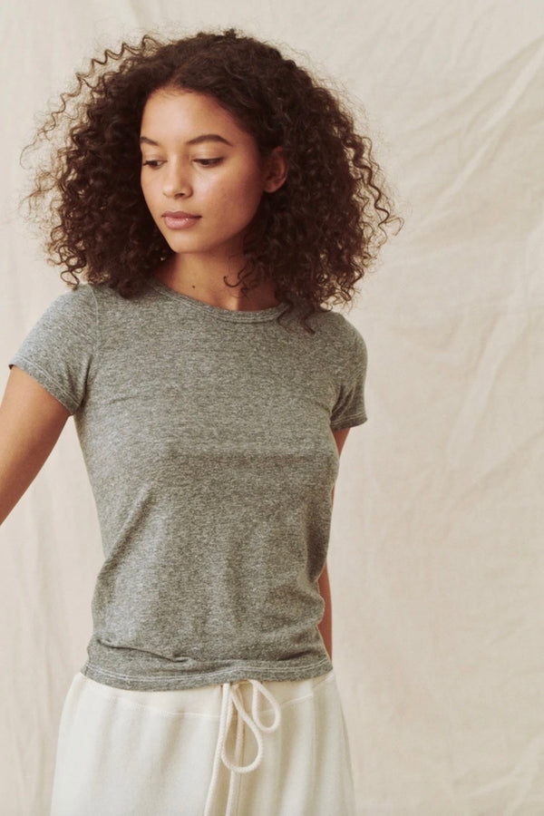 The Undershirt in Heather Grey