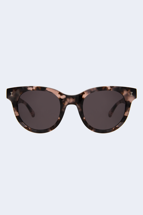 Sicilia Sunglasses in Blush Tortoise