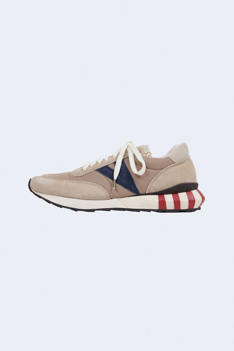 Attica Trainer in Beige