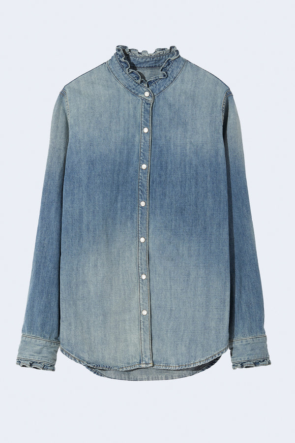 Lennon Shirt in Classic Wash