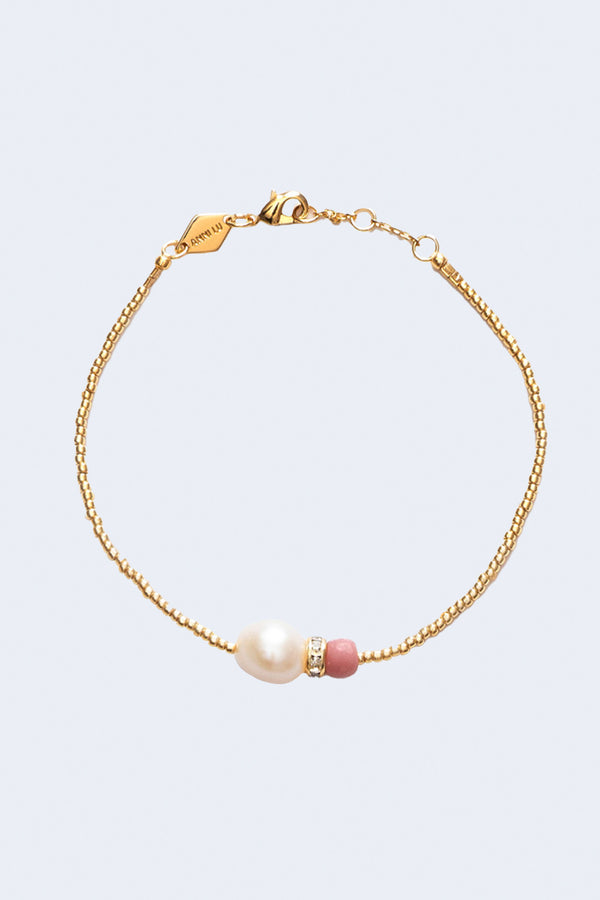 Sun Dance Sunset Nomads Bracelet in Faded Rose
