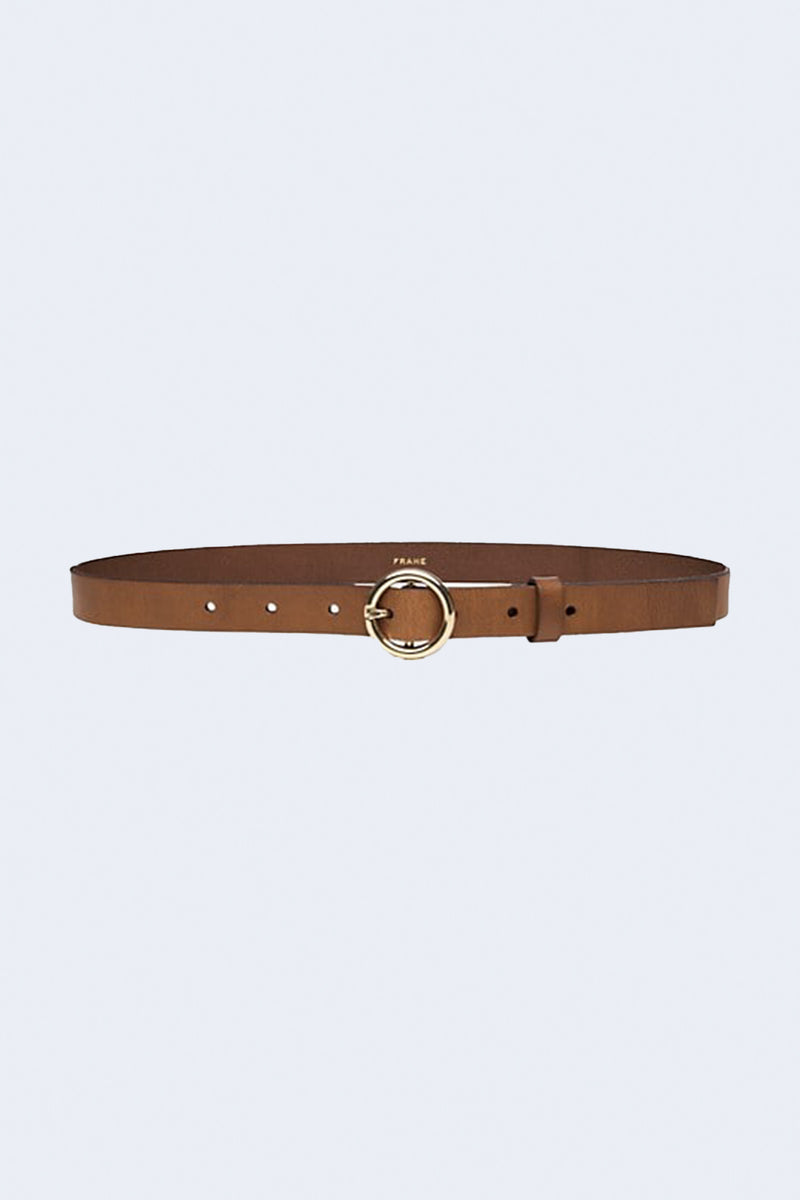 Le Petit Circle Belt in Whiskey
