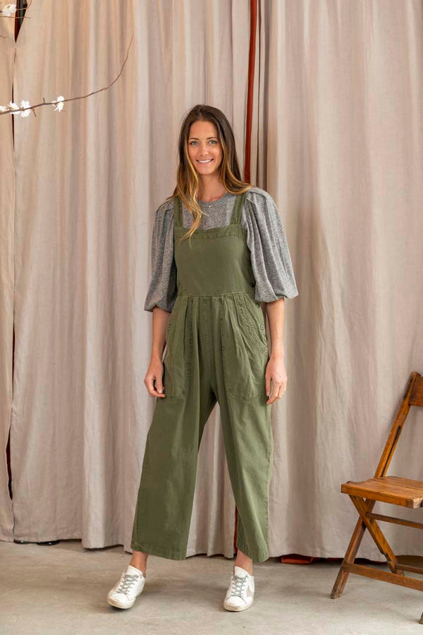 The Range Jumpsuit in Juniper