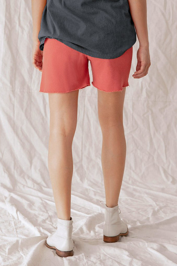 The Sweatshort in Cardinal