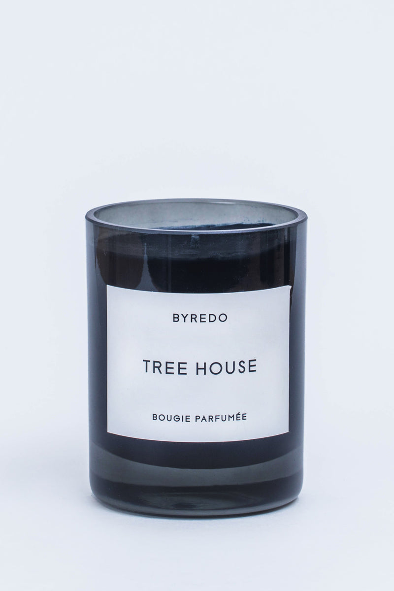 Tree House Fragrance Candle