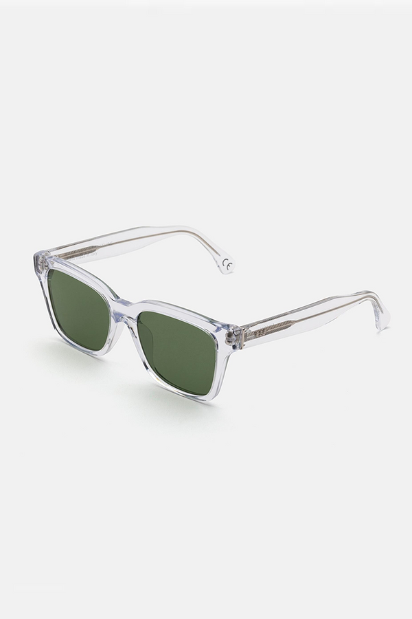 America Crystal Green Sunglasses