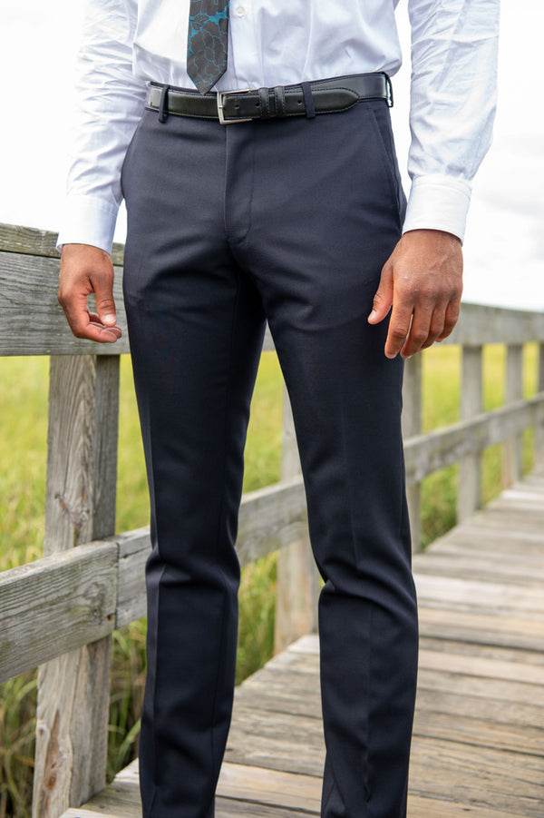 Patrini Pants in Navy