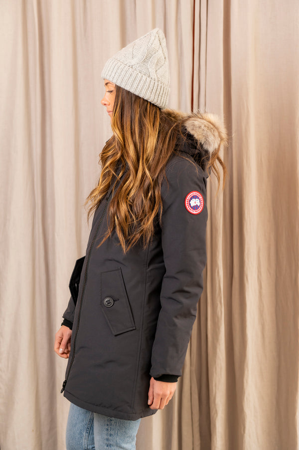 Women's Rosemont Parka in Navy