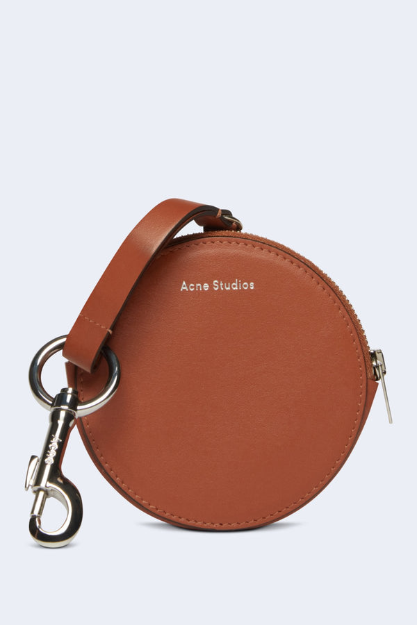 Ania Coin Purse in Almond Brown