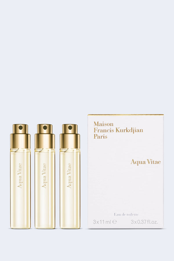 Aqua Vitae Eau de Toilette Travel Spray Refill