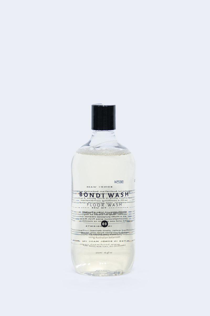 Lemon Tea Tree and Mandarin Floor Wash