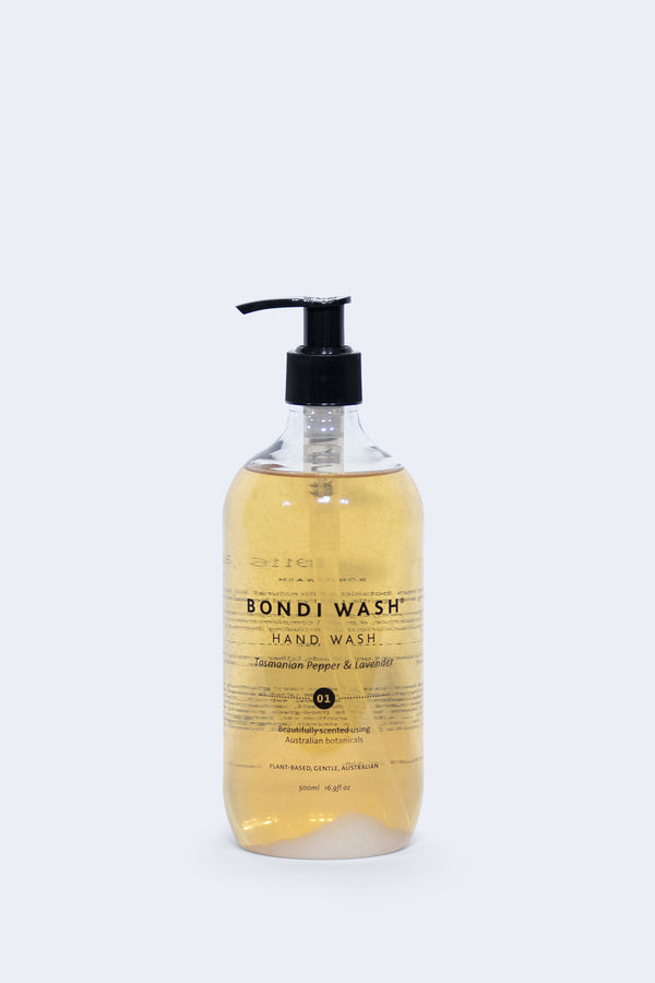 Tasmanian Pepper and Lavender Hand Wash