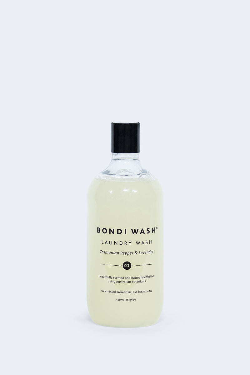 Tasmanian Pepper and Lavender Laundry Wash