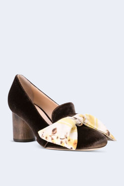 Kaya Heeled Loafer