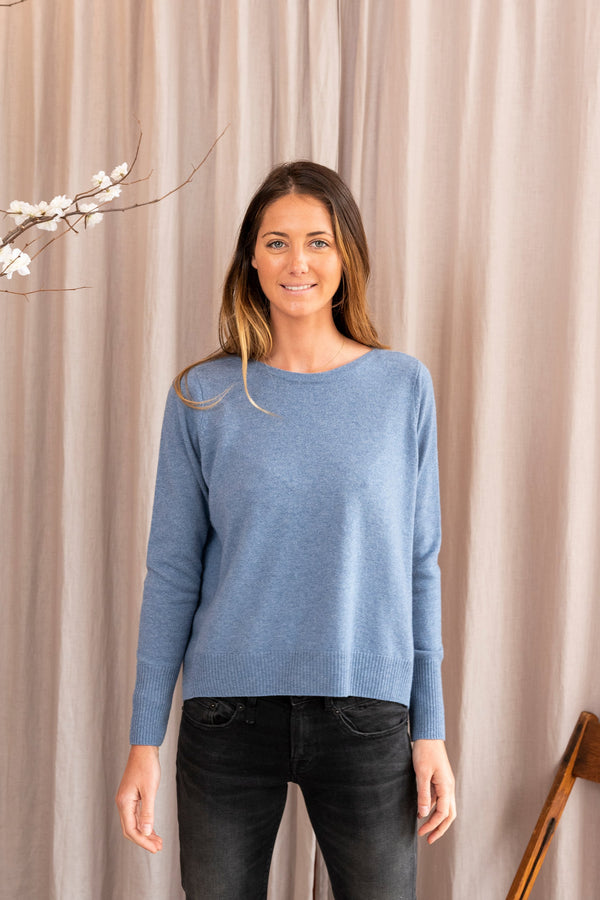 Cozy ct plage - pure-cashmere sweater