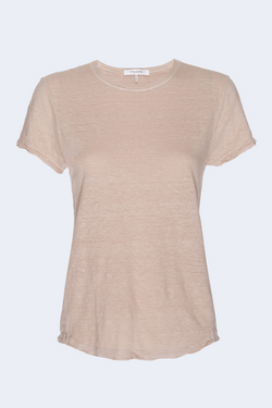 Easy True Tee in Bare