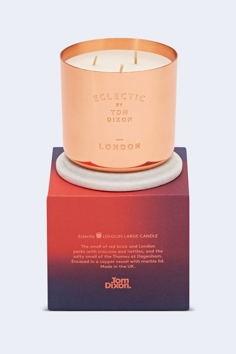 Eclectic London Candle TESTER