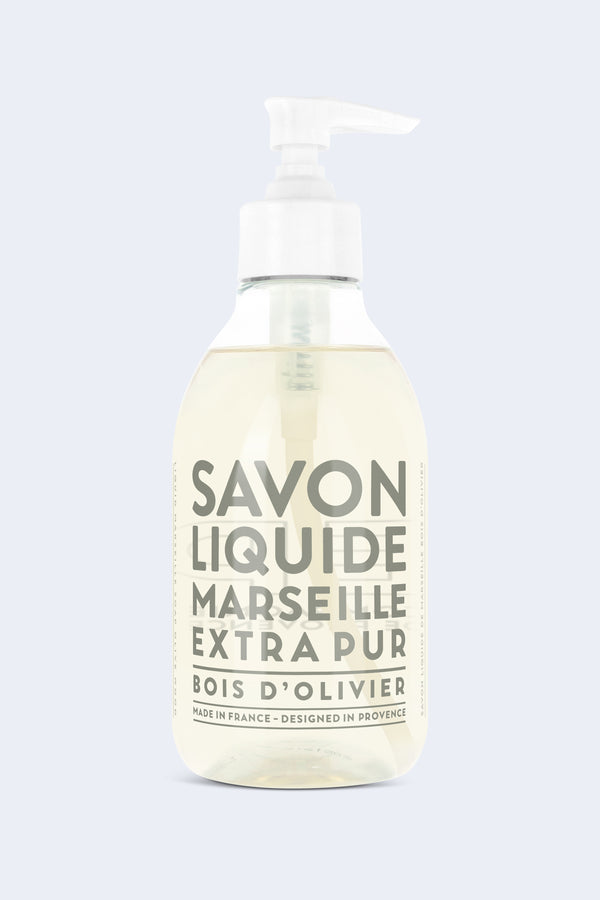 Liquid Marseille Soap Olive Wood