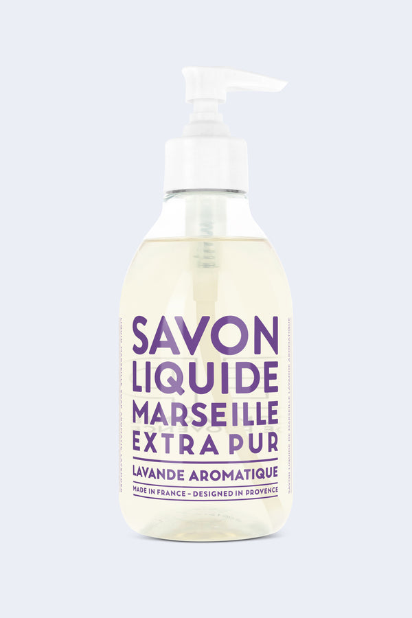 Liquid Soap Aromatic Lavender
