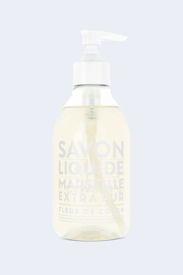 Liquid Soap Cotton Flower