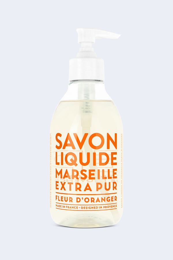 Liquid Soap Orange Blossom