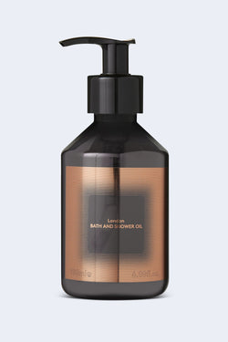 London Shower and Bath Oil