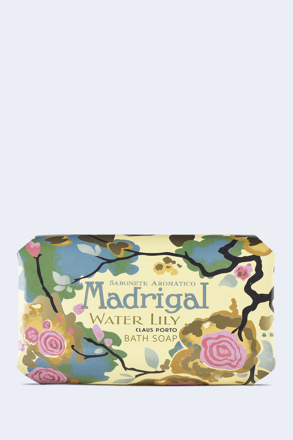Madrigal Water Lily Bath Soap