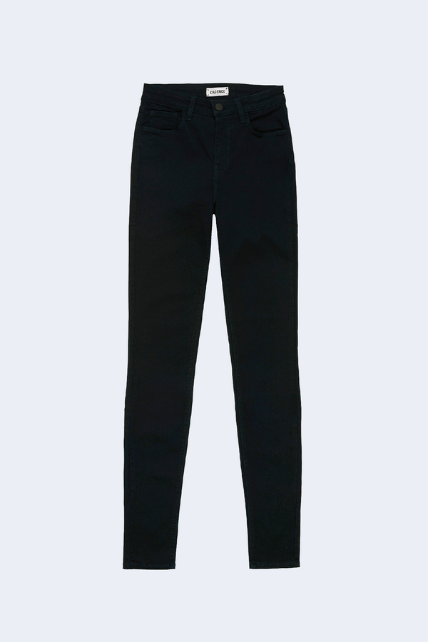 Marguerite High Rise Skinny Jean in Metro