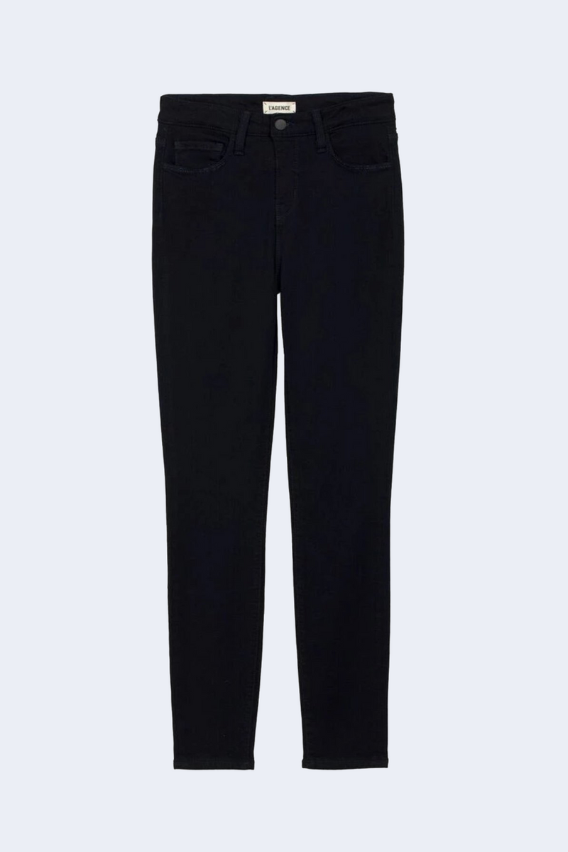 Margot High Rise Skinny Jean in Metro
