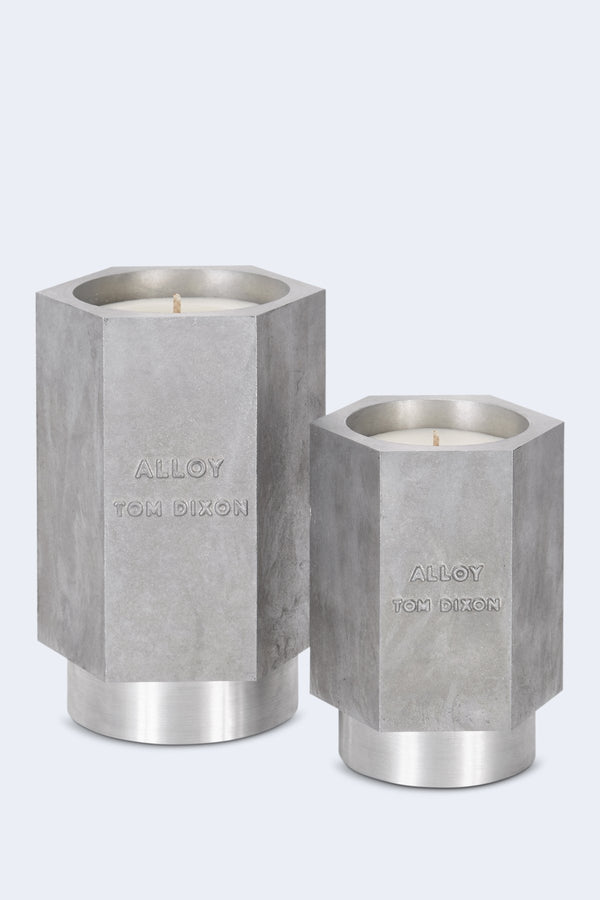 Materialism Alloy Candle