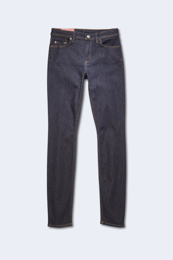 Men's Max Denim Length 32 in Blue Black