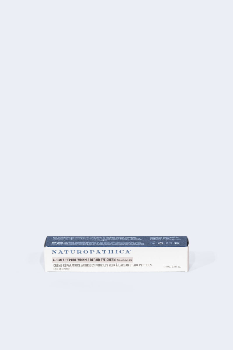 Argan & Peptide Wrinkle Repair Eye Cream