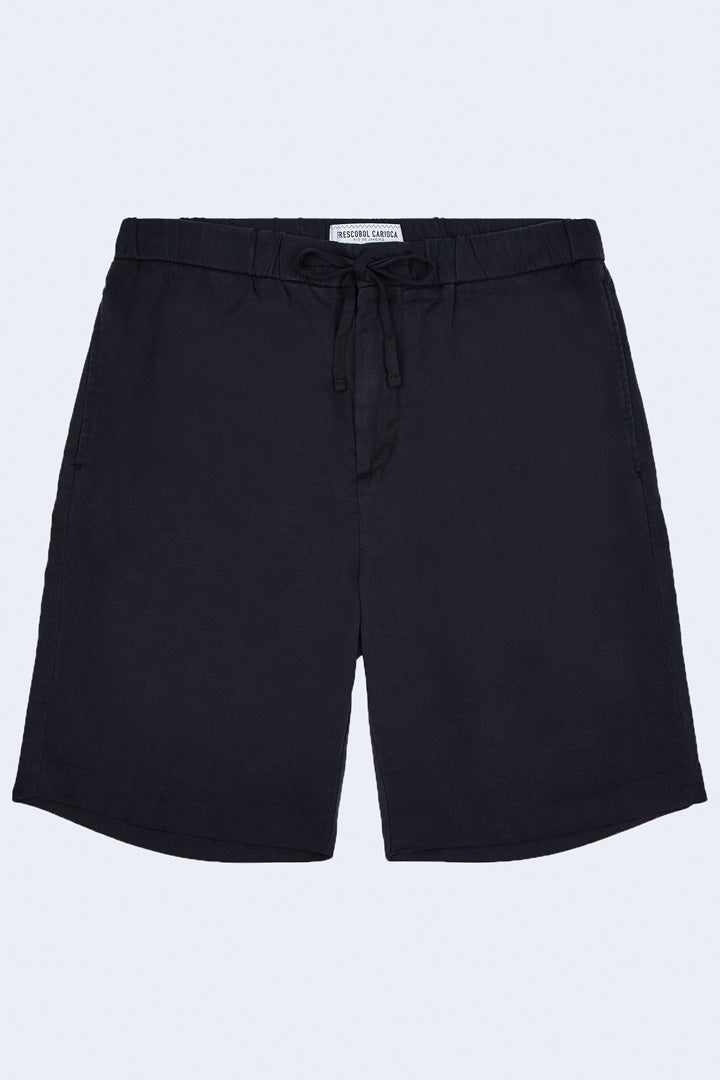 Sport Tencel Shorts Sport in Petrol Blue