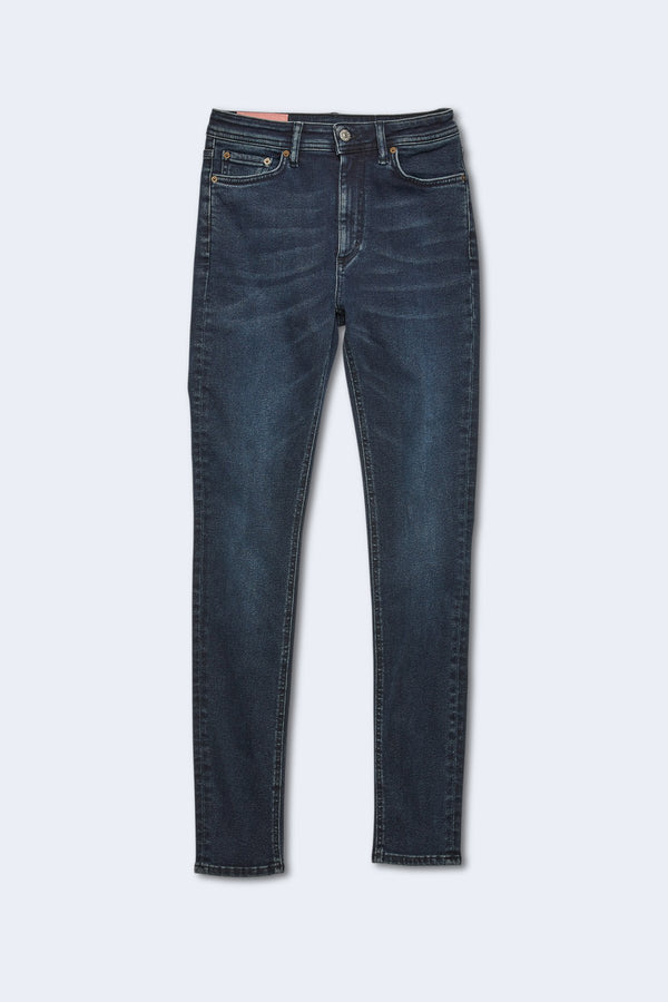 Men's North Denim Length 32 in Blue Black
