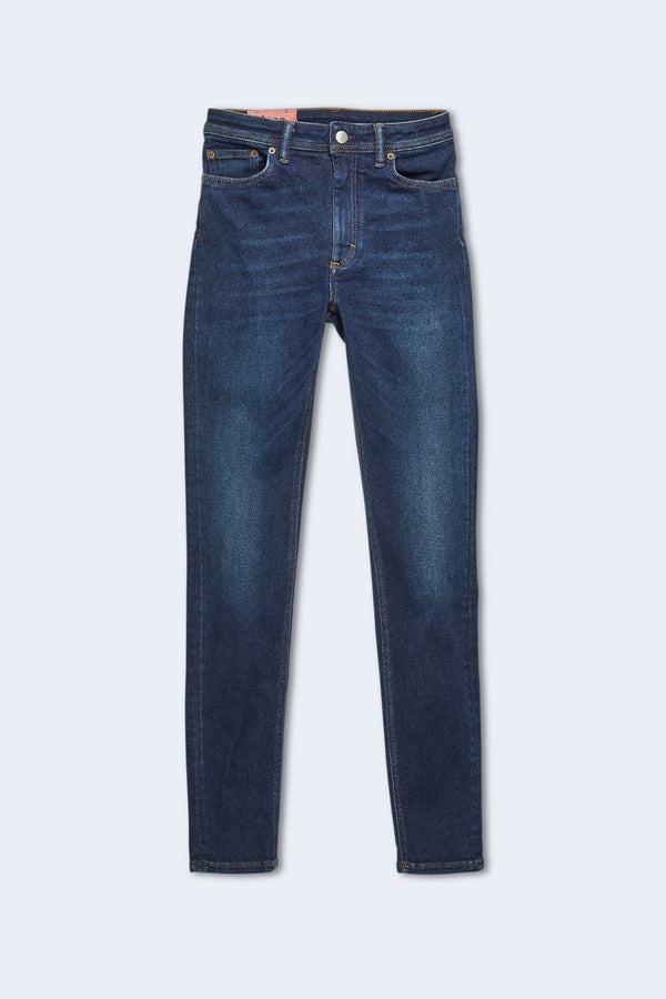 Men's North Denim Length 34 in Dark Blue - 2