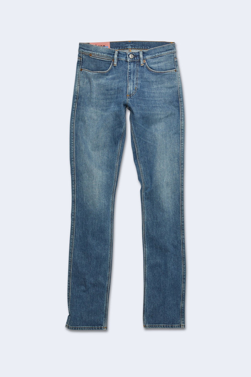 Men's North Jeans Length 34 in Mid Blue