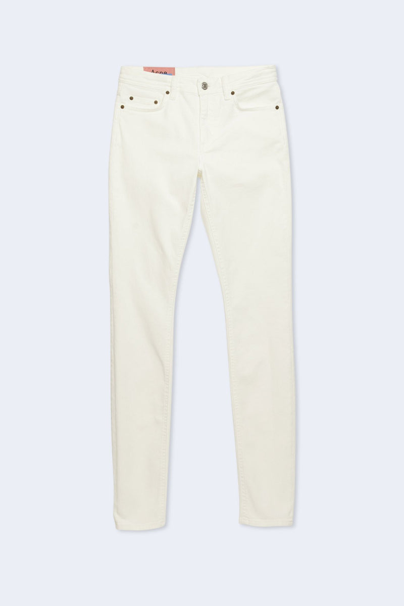 Men's North Denim Length 32 in White