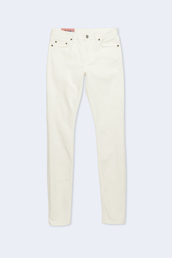 Men's North 2 Denim Length 30 in White