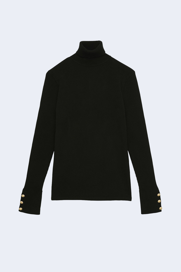 Odette Sweater in Black