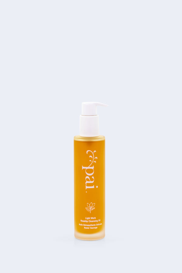 Light Work Rosehip Cleansing Oil